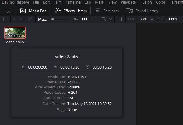 supporto al decoding di MKV