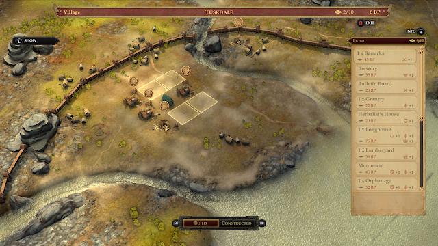 Análisis Pathfinder: Kingmaker en Xbox One