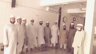 দারুল আরকাম মাদ্রাসার শিক্ষকদের বেতনহীন আহাজারি