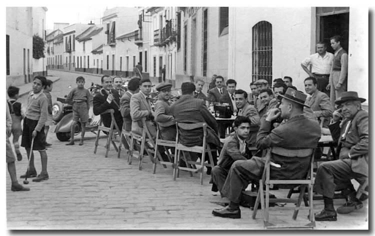 Antiguo Bar Campo, en calle Canónigo