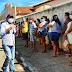 Apos decreto municipal população de Areia Branca passa a utilizar máscaras no seu dia a dia
