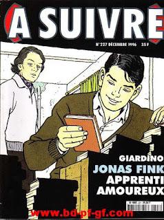 Giardino, Jonas Fink, apprenti amoureux