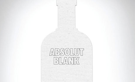 absolut blank, anuncio, campanha