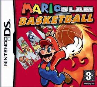 Mario Hoops 3 de 3, nds, Español