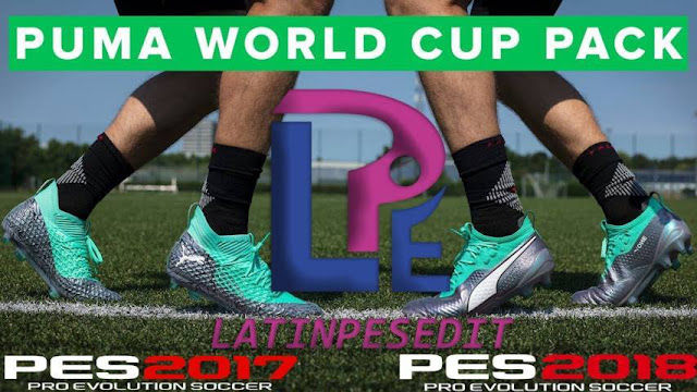 Puma World Cup Bootpack PES 2018