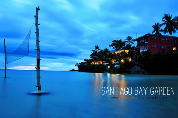 santiago bay garden, camotes island