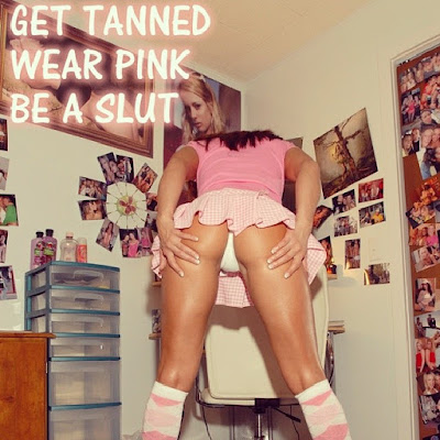 Wear pink Sissy TG Caption - World TG Captions - Crossdressing and Sissy Tales and Captioned images