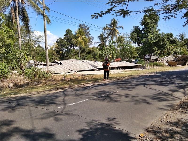 Apa kabar Lombok Di Ultah Gempa Pertama?