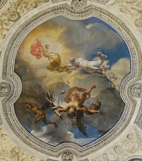 http://en.wikipedia.org/wiki/File:Fall_of_Icarus_Blondel_decoration_Louvre_INV2624.jpg