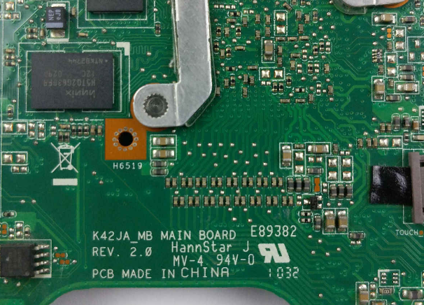 K42JA MAIN BOARD REV 2.0 ASUS A42J Laptop Bios