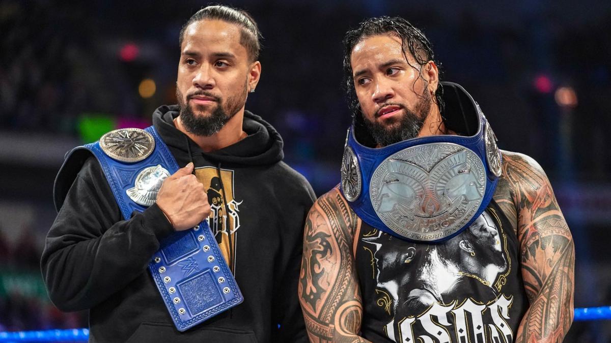 WWE não deverá acabar com os The Usos