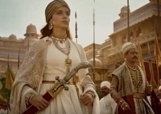 Manikarnika The Queen of Jhansi