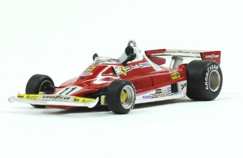 Ferrari 312T2 1977 Niki Lauda f1 the car collection