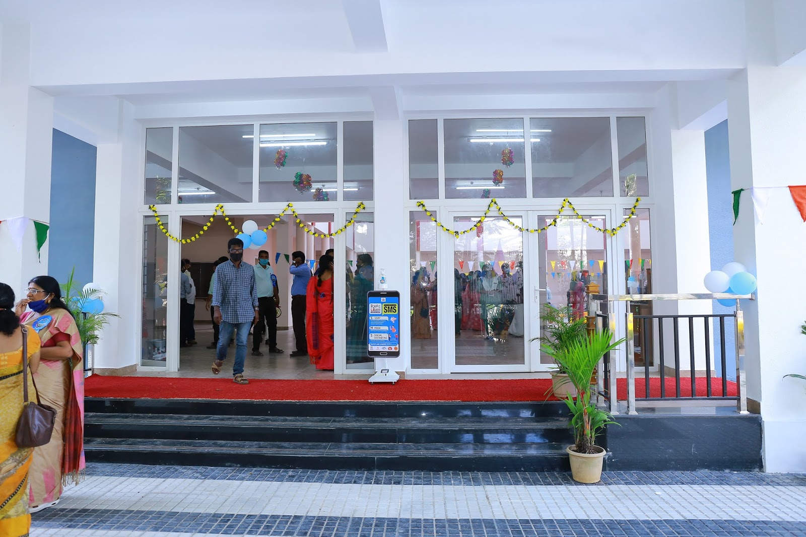 Cottonhill Blog Building Inauguration Ceremony