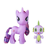 My Little Pony Amazon Exclusive Twilight Sparkle as Star Swirl and Spike Set
