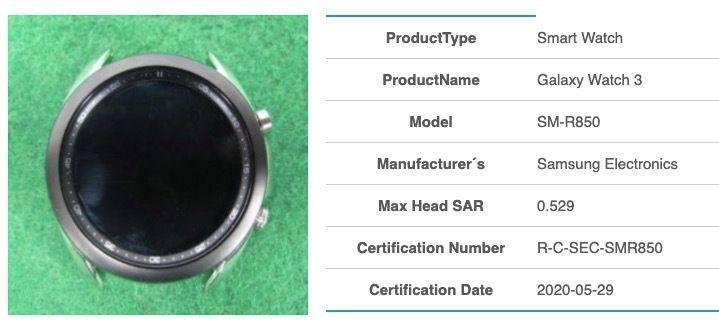 صور مسربة تظهر تصميم ساعة سامسونج القادمة Galaxy Watch 3