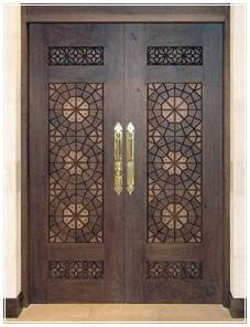 gambar Pintu Kupu Tarung Klasik