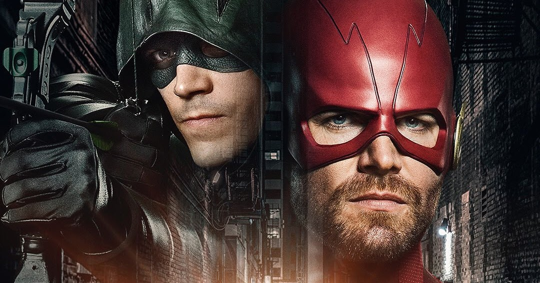 Tem Na Web - Crítica: Elseworlds - crossover entre Arrow, Flash e Supergirl em 2018