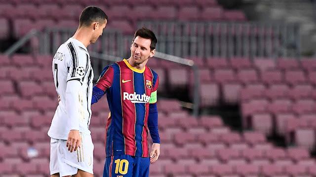 Ronaldo Mengganas Kalahkan Barcelona di Camp Nou!