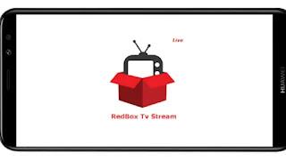 تنزيل برنامج RedBox TV  Mod AdFree مدفوع مهكر بدون اعلانات بأخر اصدار من ميديا فاير