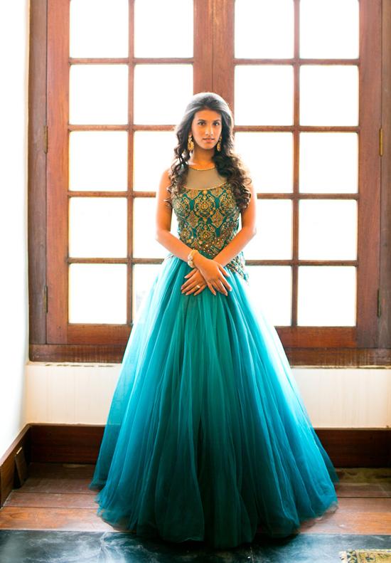 Anarkali Wedding Dresses 54 Fabulous Full Length Gown type