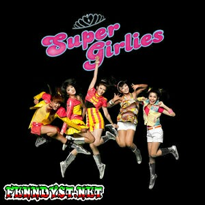 Super Girlies - Semangat (2015) Album cover