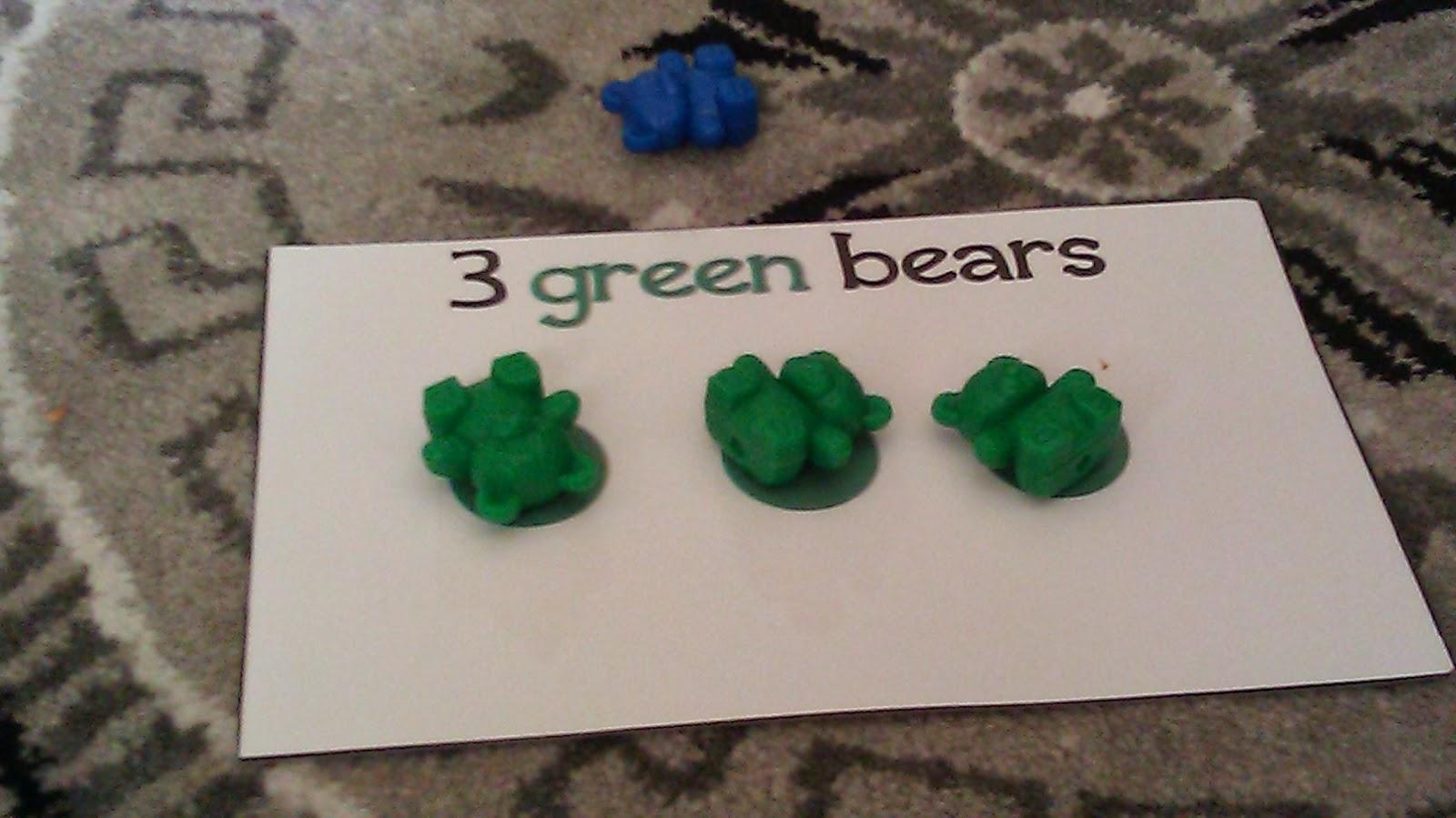 Teachermomplus3 Blueberries For Sal B Is For Bear