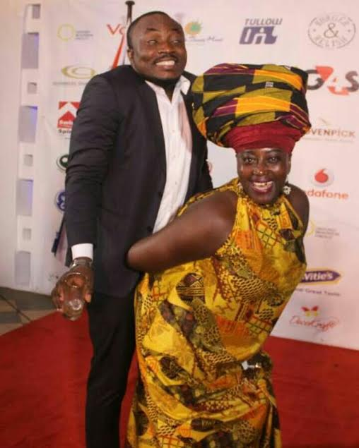 Mama Zimbi and DKB spotted acting all lovey-dovey