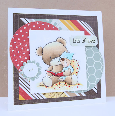 Heather's Hobbie Haven - Enjoying the Storybook Card Kit