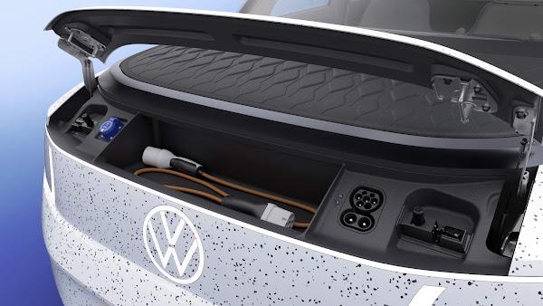 Volkswagen ID1 chega ao mercado em 2025 com preço de € 20 mil