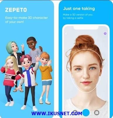 Download Aplikasi Zepeto Android MOD Terbaru 2019 Gratis