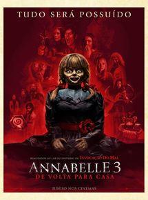 Review – Annabelle 3: De Volta Para Casa
