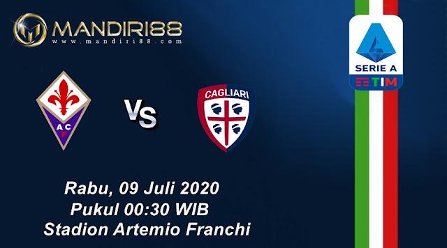 Prediksi Fiorentina Vs Cagliari, Kamis 09 Juli 2020 Pukul 00.30 WIB