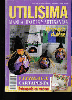 Utilisima Manualidades y Artesanias Nro. 130