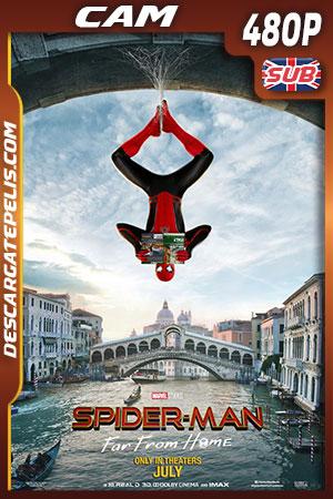 Spider-Man: Lejos de casa (2019)  CAM Ingles SUBTITULADO
