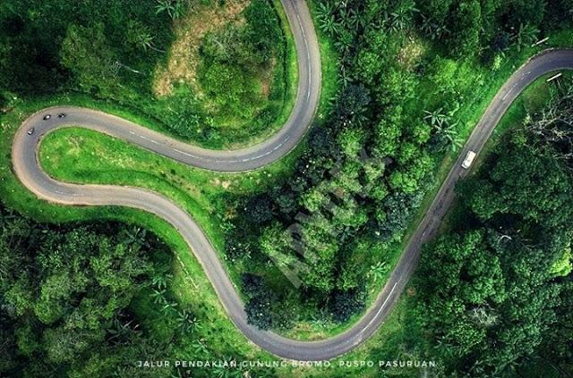 Jalur Pendakian Gunung Bromo Via Pasuruan