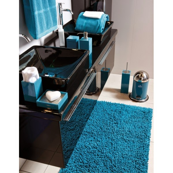 Blue Bathroom Design Ideas 7