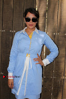 Richa Chadda Latest Pos in Blue Short Dress at the Screening Of Short Film Khoon Aali Chithi  0012.jpg