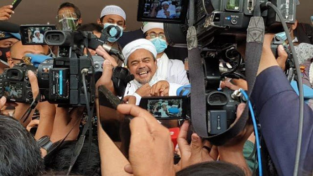 Jelang Sidang Rizieq Shihab, TP3 Pernah Sebut Ada Percobaan Pembunuhan pada HRS: Anda Tahulah Siapa