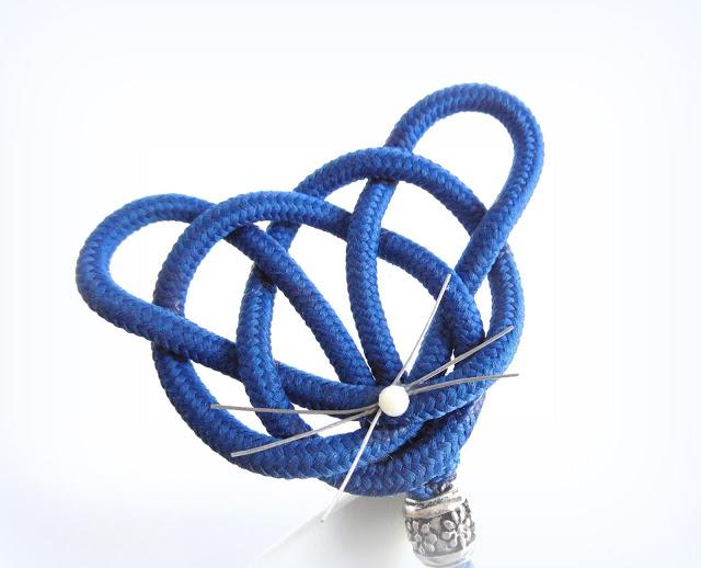 llavero clasic blue