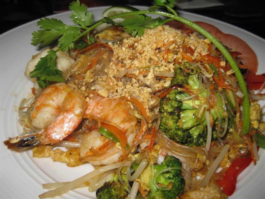 Okra In Thai Food