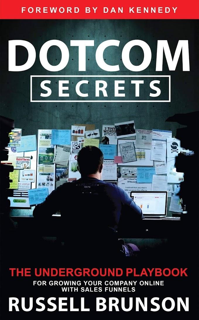 DotCom Secrets by Russell Brunson FREE Ebook Download