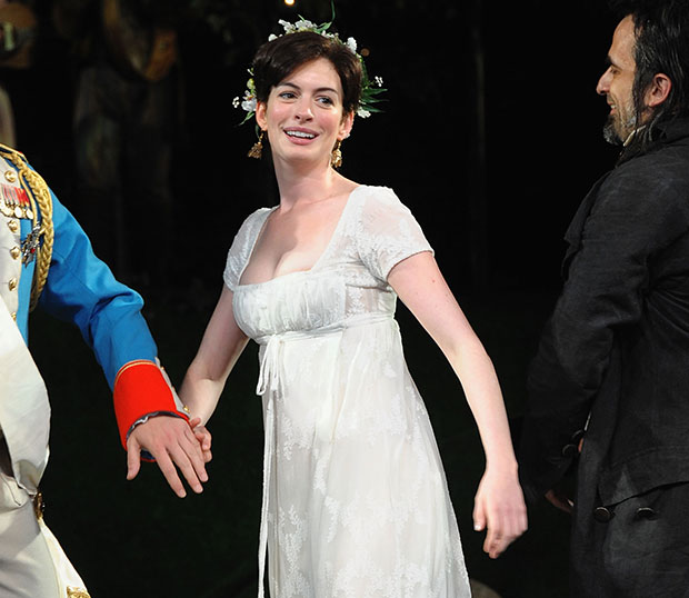 """Anne Hathaway Real Name: Anne Hathaway To Star In """"The Taming Of The Shrew"""" By"""