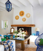 How to decorate Mediterranean living room