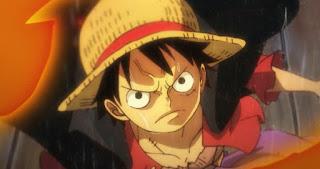 ワンピースアニメ ワノ国編   麦わらのルフィ かっこいい Monkey D. Luffy   ONE PIECE   Hello Anime !