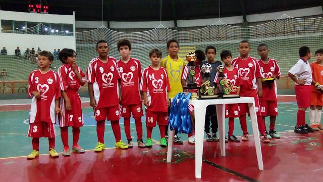 Nova Geração, Mit's e WM vencem Campeonato Municipal de Futsal de Base de Registro-SP