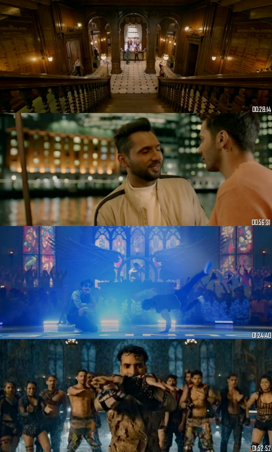 Street Dancer 3D (2020) Hindi 720p 480p WEB-DL x264 Full Movie