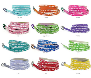 Good Works Bible Verse Bracelet