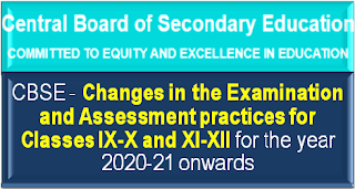 changes-in-class-ix-xii-board-year-end-exam-2020-21
