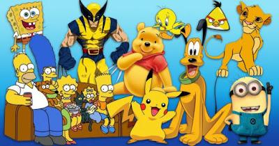 Tại sao nhân vật trong phim hoạt hình thường có màu vàng